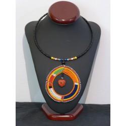 Collier Massia du Kenya -...